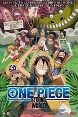 Image One Piece, film 10 : Strong World